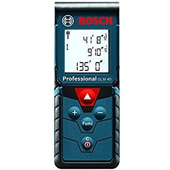 Bosch GLM 10 Compact Laser Measure $15.68