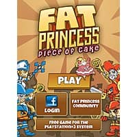 Deal: Get a free voucher for Fat Princess on PS3 by playing its Piece of Cake game on iOS (Confirmed working with Android)---Perfect Timing on PSN sales on this cute game.