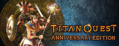 Titan Quest Anniversary Edition Free for current owners, and 75% off or $5 for new owners on Steam