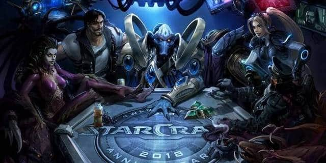 Blizzard---Blizzard Celebrates StarCraft Anniversary With Free Crossover Items--Beginning on March 6th, 2018
