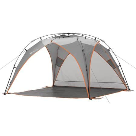 Walmart - Ozark Trail 8' x 8' Instant Sun Shade (Gray-Orange Color Only) As Low As $15 *In-Store Only, YMMV*
