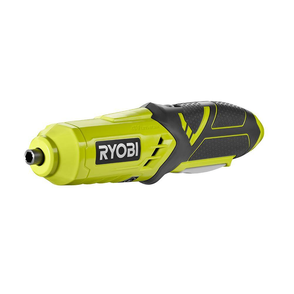 RYOBI 4 Volt Lithium-Ion Screwdriver - Certified Pre-Owned - Direct Tools Outlet - $7.50