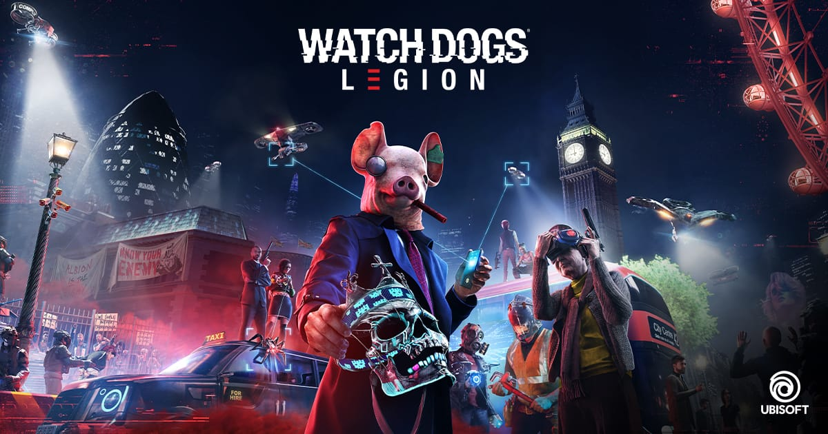 Heads Up: Starting Sep 17th, 2020 - GeForce RTX 30 Series Bundle Brings You Watch Dogs: Legion and a 1-Year GeForce NOW Subscription for FREE