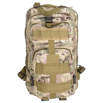 30L Outdoor Military Backpack 600D $14.99 shipped