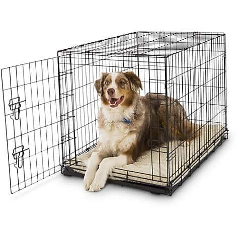 Petco is offering 70% off their classic 1-door dog cages, sizes X-Small to XX-Large 17.99 - 44.99 $17.99