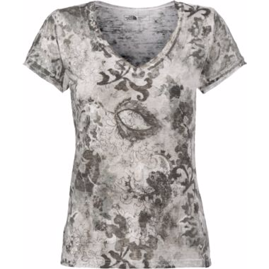 The North Face Women's Azalea Tee drops from $40 to $9.88 at Cabelas.com Shipped!