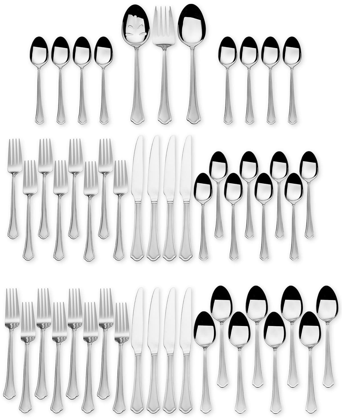 51pc Stainless Flatware Sets $30 Shipped $29.99