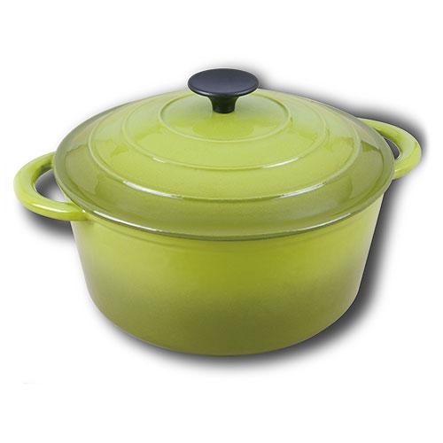 Kitchenworks Enamel Cast Iron Dutch Oven- 5qt. $39.99