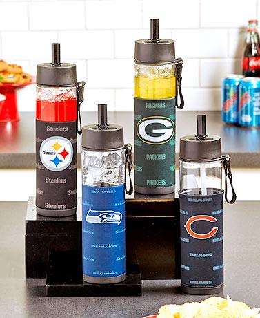 24oz NFL Slim Bottles $13.58 Shipped!