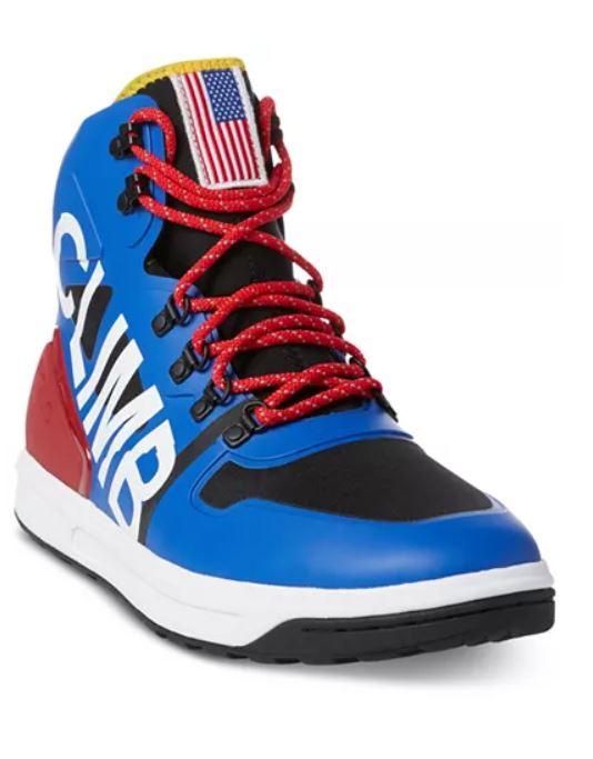 64147ecbd Polo Ralph Lauren Downhill Skier Men s Alpine 200 Hikers boots Shoes ...