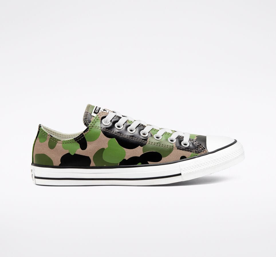 Unisex Converse Archival Camo Chuck Taylor All Star Shoes $23 shipped