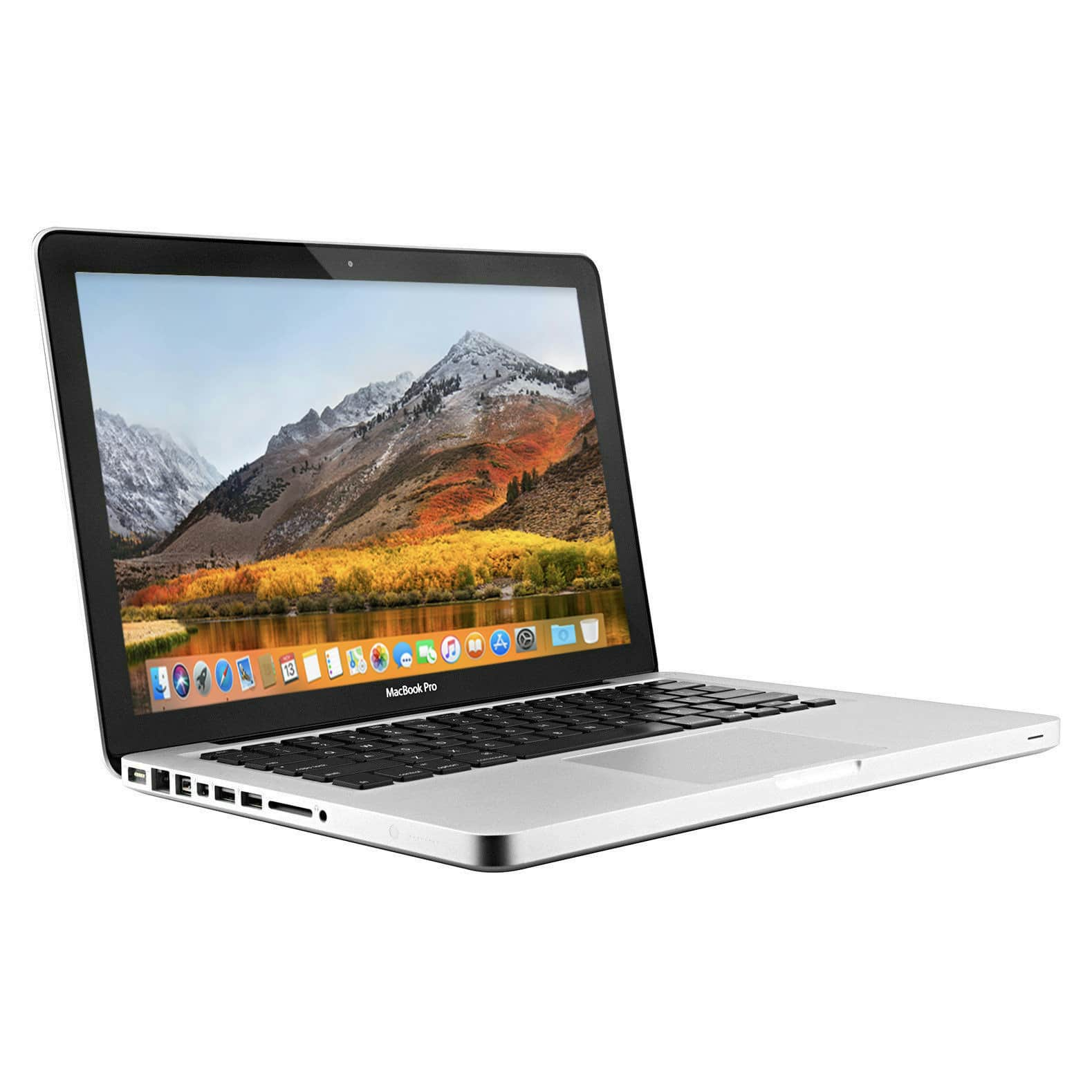 "eBay Apple MacBook Pro 13.3"" Turbo Boost Intel i7 2.90 GHz CPU 8GB, 750 GB, MD102LL/A  $300"