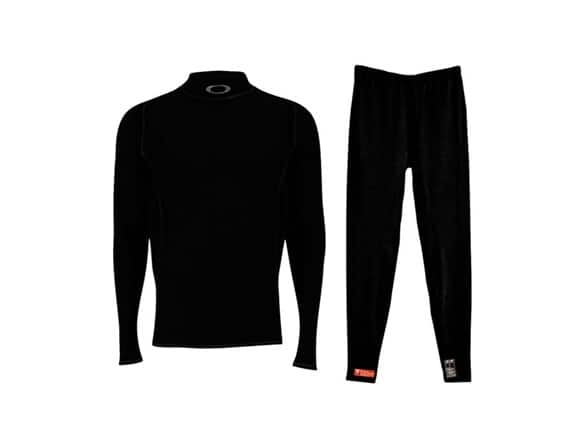 Oakley CarbonX SI Base Layer Bundle (Long Sleeve ...