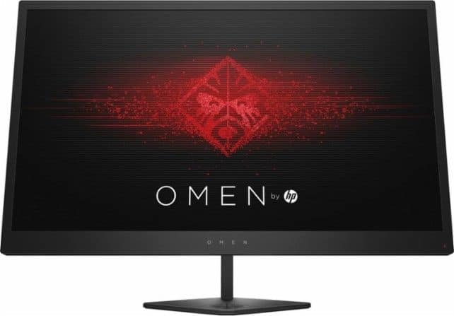 HP OMEN 25 Z7Y57A9 1080p 1 ms 144 Hz Freesync TN LED Gaming Monitor $170.99 ($189.99 - $19.00 w/ code PCOLLEGE10)
