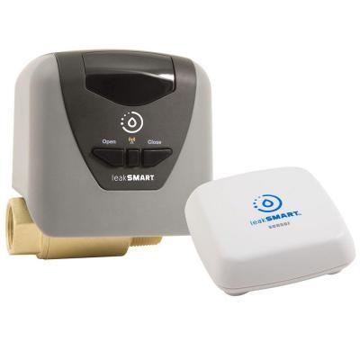 YMMV:LeakSmart  3/4 in.Smart Water Valve:$73.00 & Sensor:$18.00+In Store