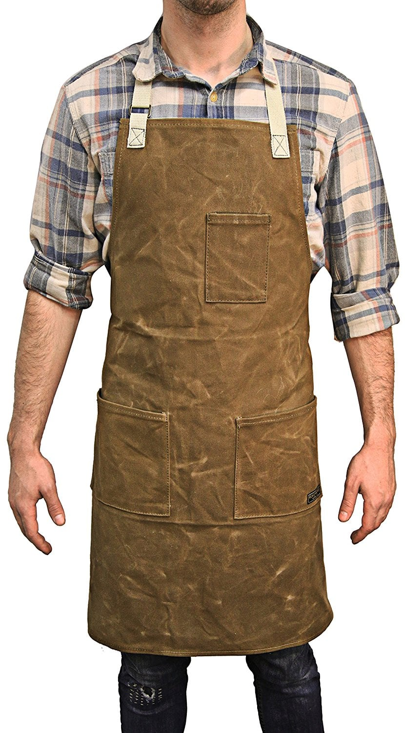 BOGO - Readywares Waxed Canvas Utility Aprons - 2 for $37 shipped.