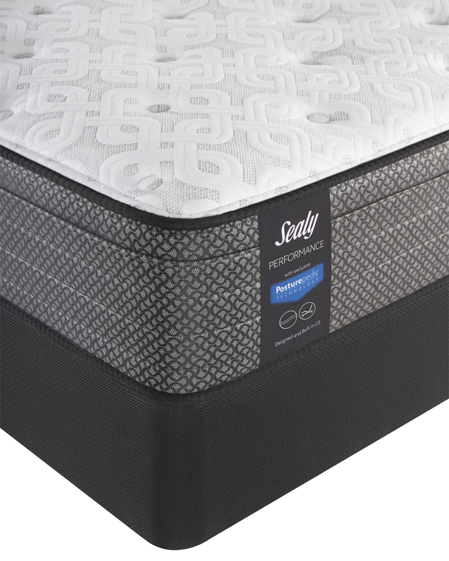 Sealy Response Kenney Firm Queen Mattress + Box Spring - $350 +shipping