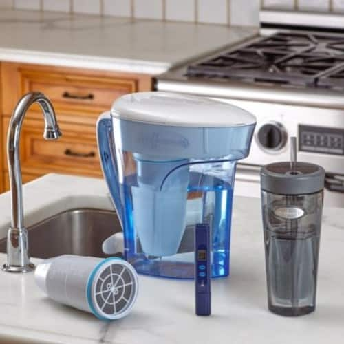 Sam's Club Members Only: ZeroWater 12-Cup Ready-Pour Pitcher Set $28.97