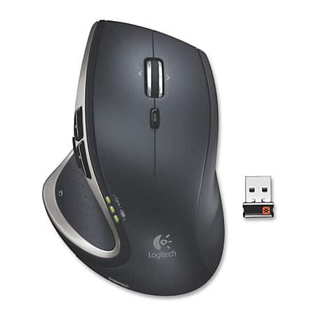 Logitech Wireless Performance Mouse MX for PC and Mac for $14 .95+Tax in Office Depot Online, 35 FS