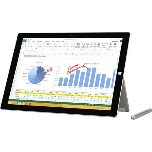Best Buy Surface Pro 3 with August .edu discount and mover's coupon starting from $585 base model YMMV
