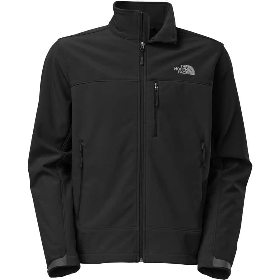 The North Face Apex Bionic Softshell Jacket - Men's $61 or Lower.  Lots of size in TNF Black as well.