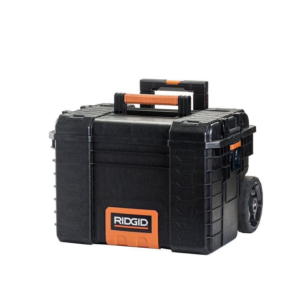 Ridgid Pro Tool Box Set - Home Depot Online $98 Shipped