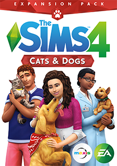 The Sims™ 4 Cats & Dogs $19.99, other EA Origin games up to 75% off!
