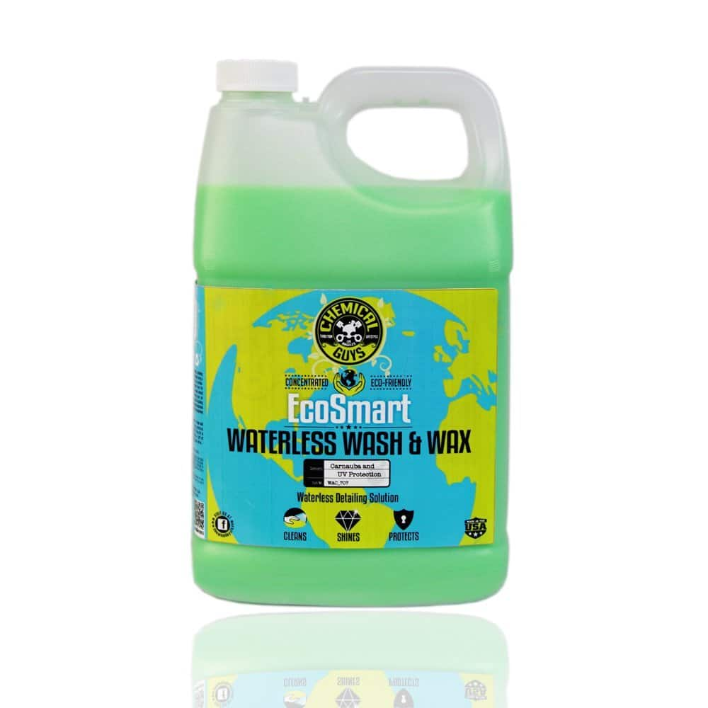 Chemical Guys WAC_707 EcoSmart Hyper Concentrated Waterless Car Wash and Wax (1 Gal) $49.39 w/ S&S + Free S&H