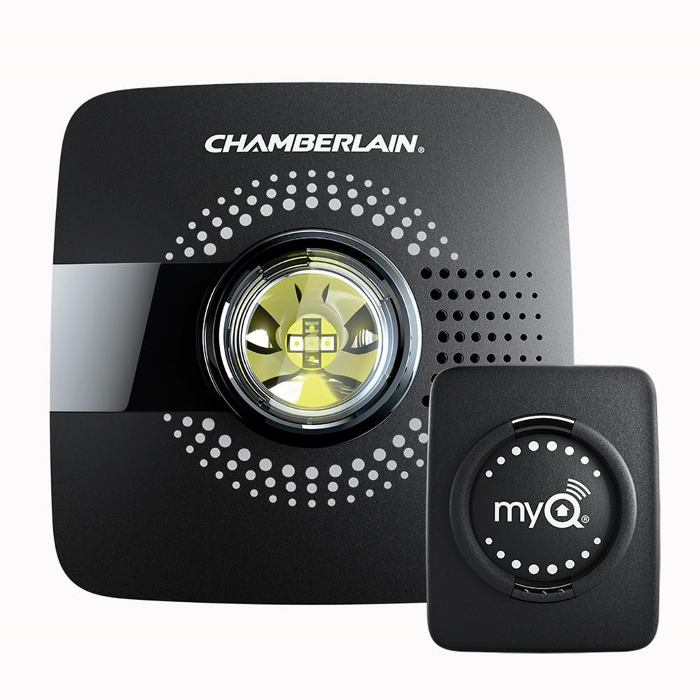 Chamberlain MyQ MYQ-G0301 Smart Garage Hub at Home Depot for $59.98 plus tax