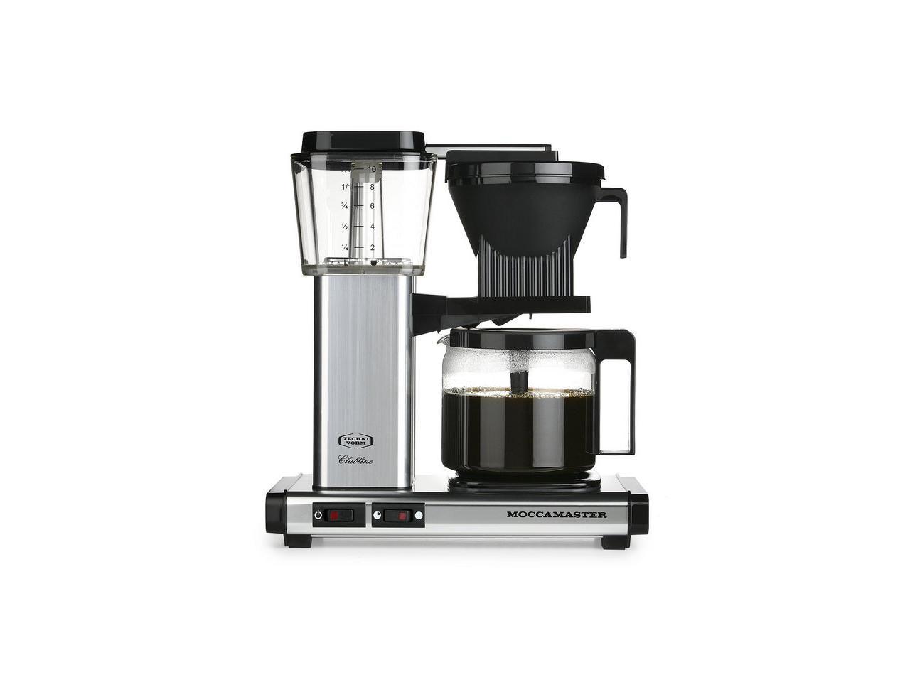 Factory Refurb Technivorm Moccamaster coffee machine $199 + tax for California, free shipping