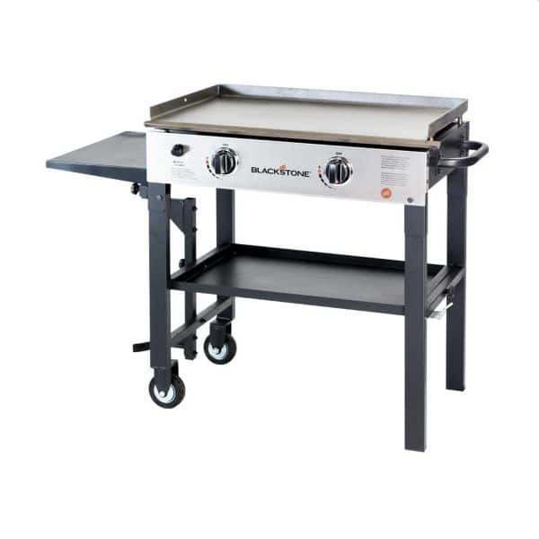 Blackstone 2 Burner 28 inch Griddle $179.99 at Ace Hardware (Free Cover and Accessory Kit) and Amazon