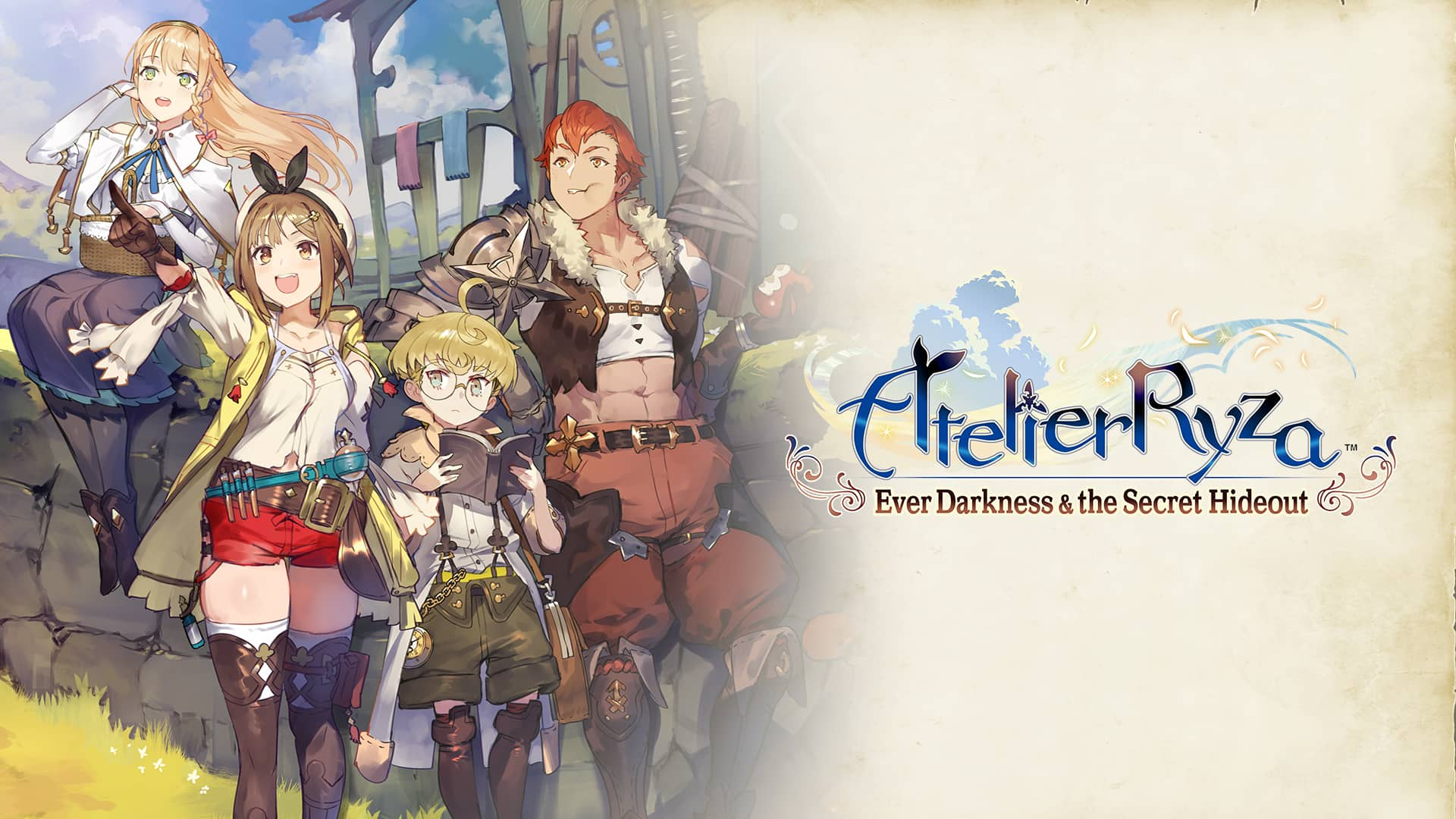 Atelier ryza ever darkness and the secret hideout $29.97