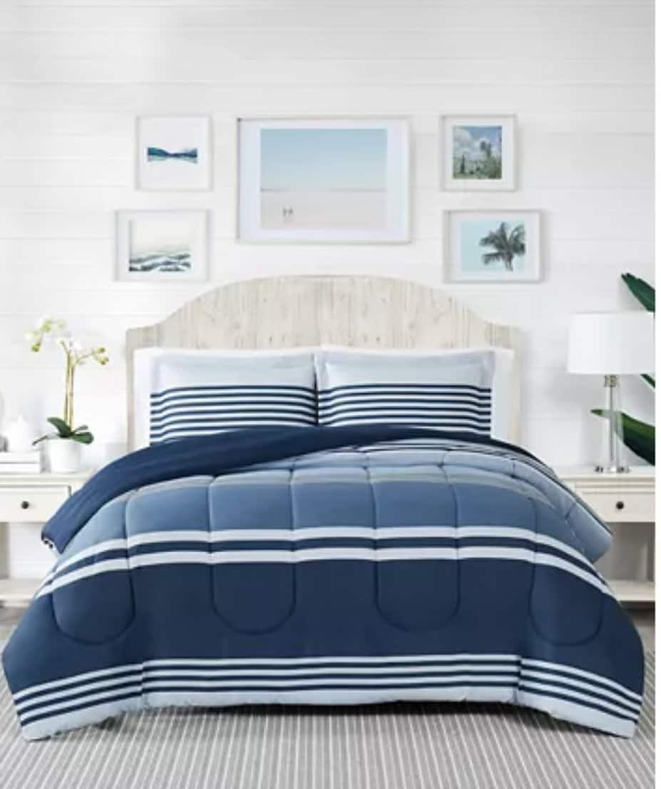 3-Piece Comforter Sets At Macy's ( Multiple Styles) $23.99