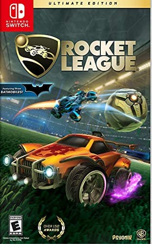 Rocket League Ultimate Edition Nintendo Switch $18