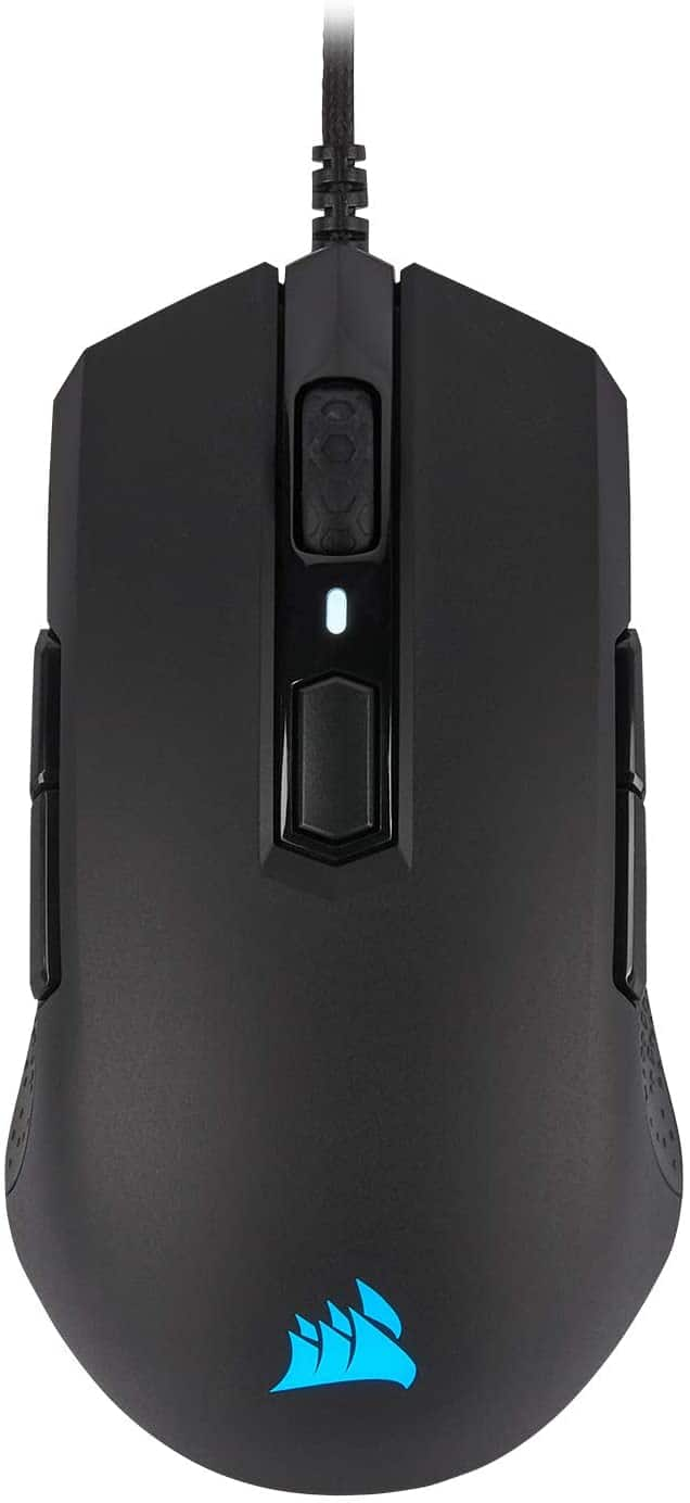 CORSAIR - M55 RGB PRO Wired Optical Gaming Mouse $19.99