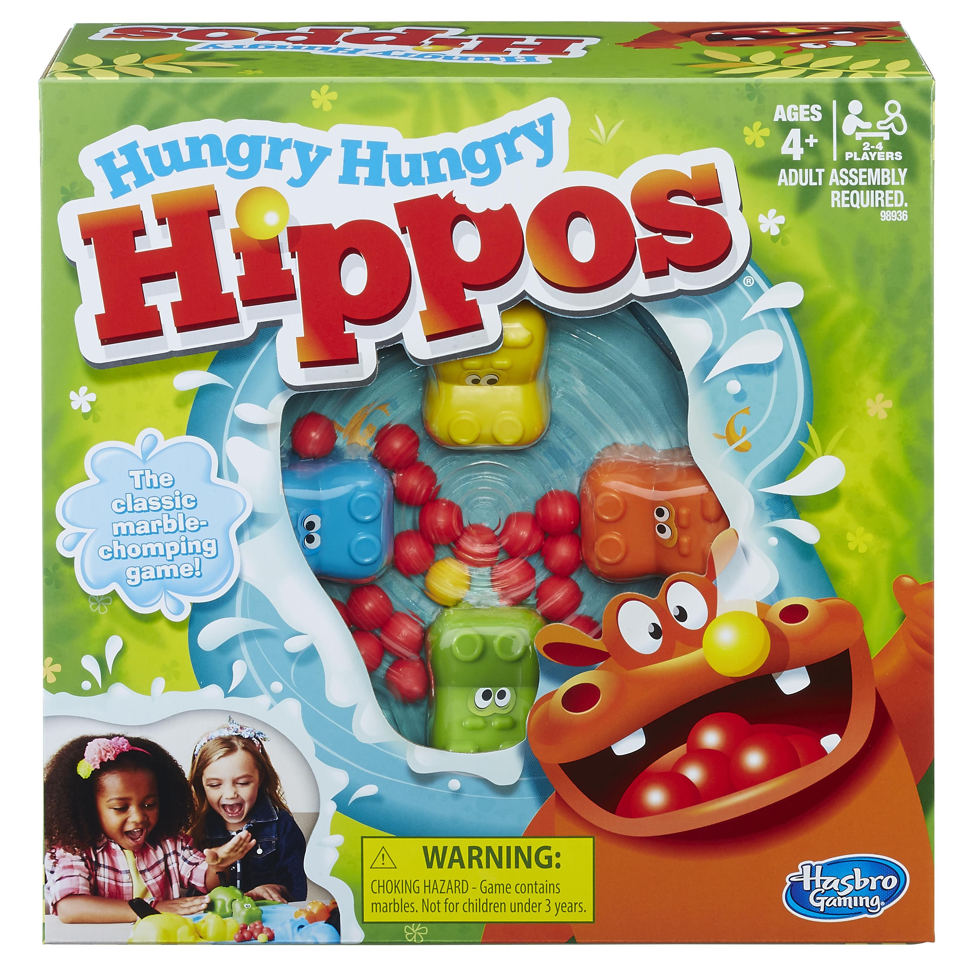 Hungry Hungry Hippos Game $11.03