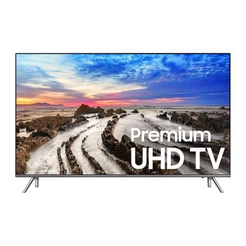 "Samsung UN65MU800DFXZA 4K Ultra HD Smart LED TV, Black, 65"" (Certified Refurbished) $849.99"
