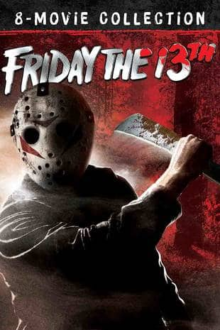 Friday the 13th 8-Movie Collection - $17.99 (FandangoNow) - HD UV