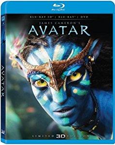 Avatar (Blu-ray 3D + Blu-ray/ DVD Combo Pack) - $14.99 - Free Shipping (Amazon.com)