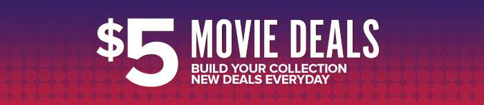 FandangoNow $5 Movie Deals (Different Every Day) for the Month of April and Maybe Longer  (MA and UV)