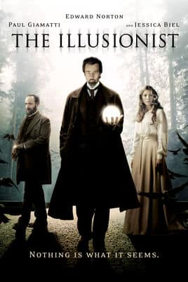 The Illusionist - Apple Itunes - $4.99 in HD