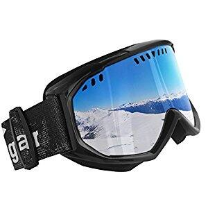 Unigear Anti-fog OTG Ski Goggles (11 Colors) $14.99 @ Amazon AC w/Prime Shipping