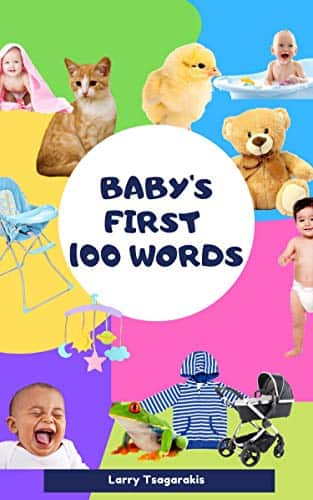 Baby's First 100 Words Amazon Kindle Ebooks $0.99