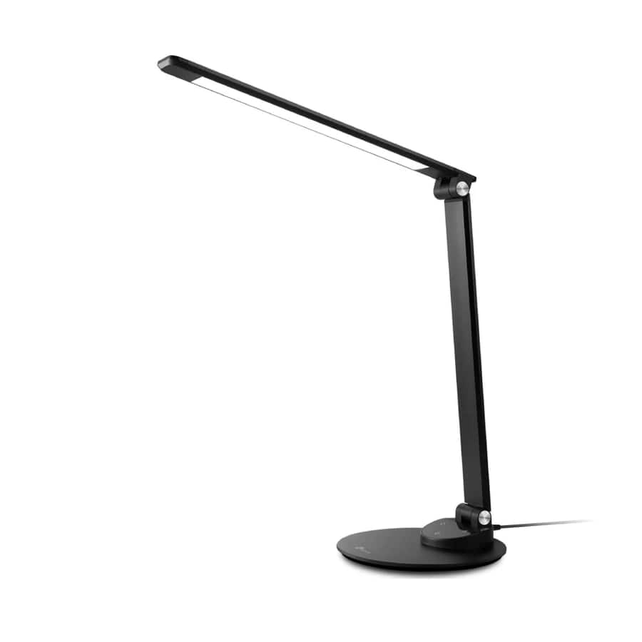 TaoTronics LED Desk Lamp with USB Charging Port $16.99 + Free Shipping