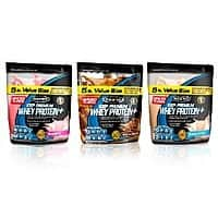 Groupon Deal: 5lb. Bag of Protein MuscleTech Premium Whey Protein Plus $27.99 Free shipping
