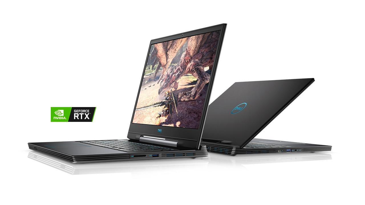Dell G7 15 Laptop: i7-9750H, 16GB DDR4, 256GB SSD + 1TB HDD