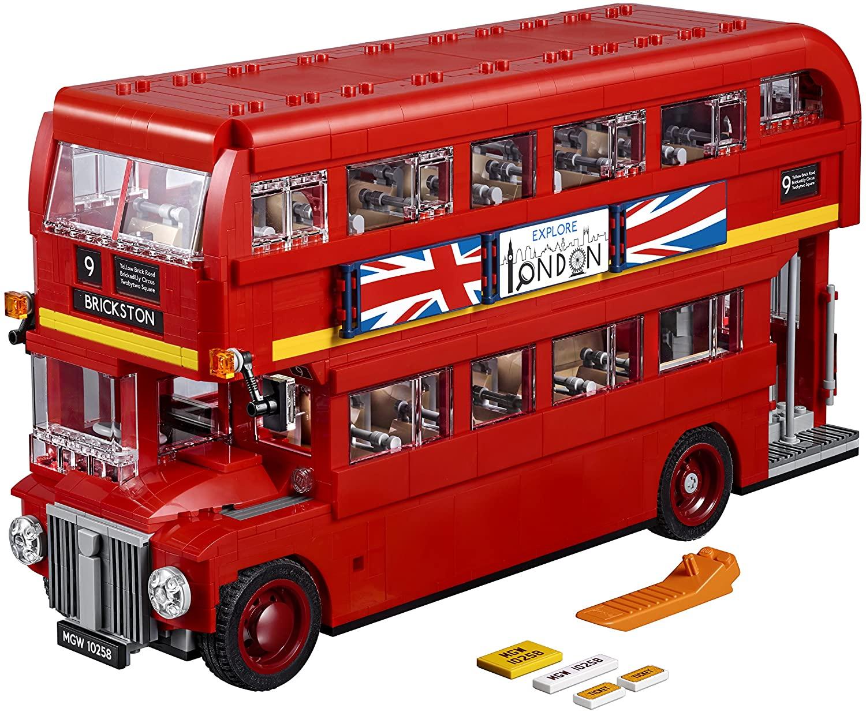 LEGO Creator Expert London Bus 10258 Building Kit - $99.95 (reg $140) + FS