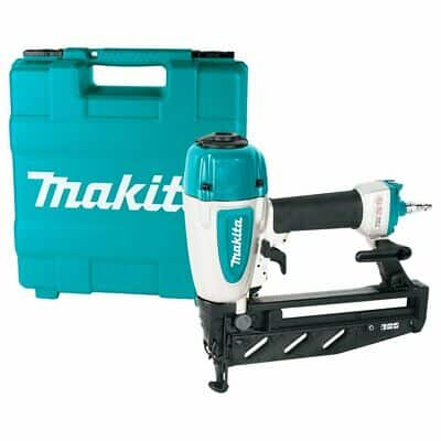 Makita AF601 16ga 2-1/2-Inch Powerful Pneumatic Lock-Out Straight Finish Nailer $69