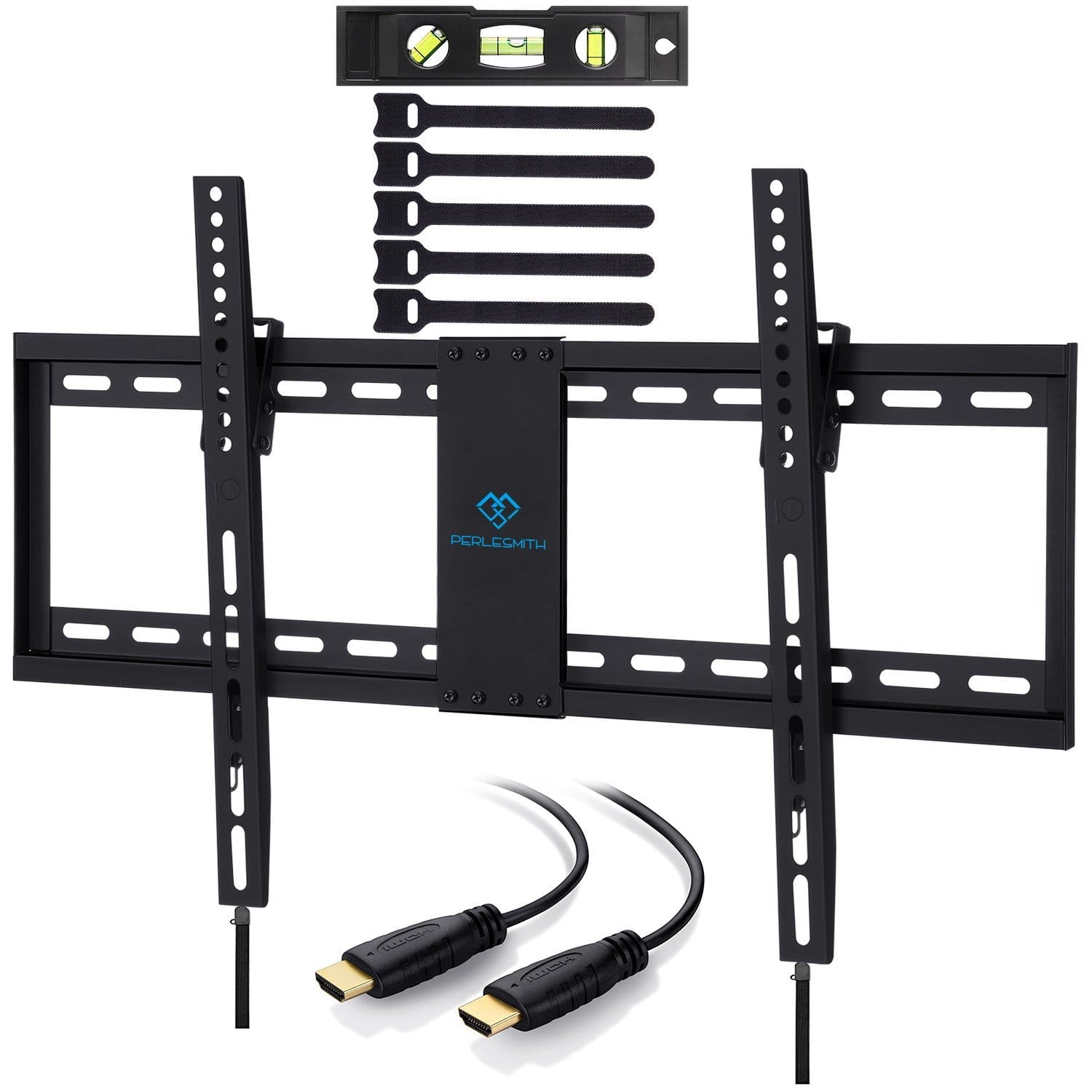 Tilt Low Profile TV Wall Mount Bracket for Most 32-70 inch LED, up to132lbs 600 x 400 $11.99