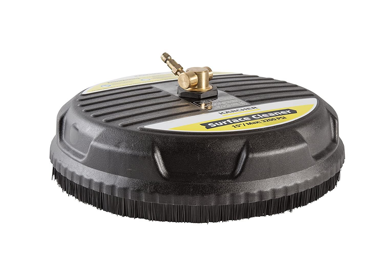 "Karcher 15"" Pressure Washer Surface Cleaner Attachment $37.99 Amazon"